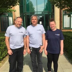 Greenway Maintenance team