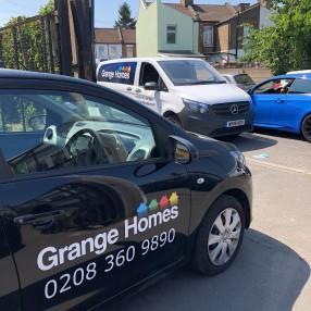 New Logos On Company Vehicles