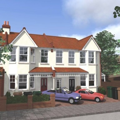 New Homes for sale in Bush Hill Park